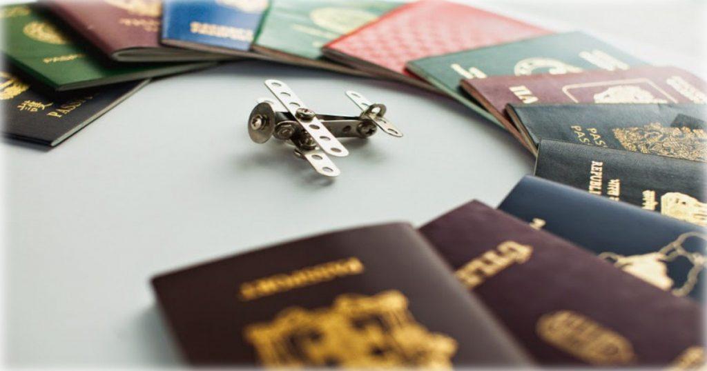 pasaporte europeo