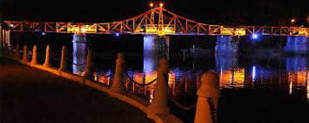 puente giratorio de carmelo