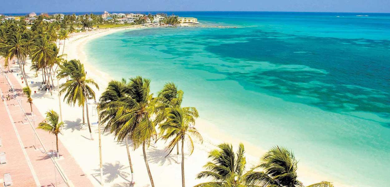 islas del caribe colombiano