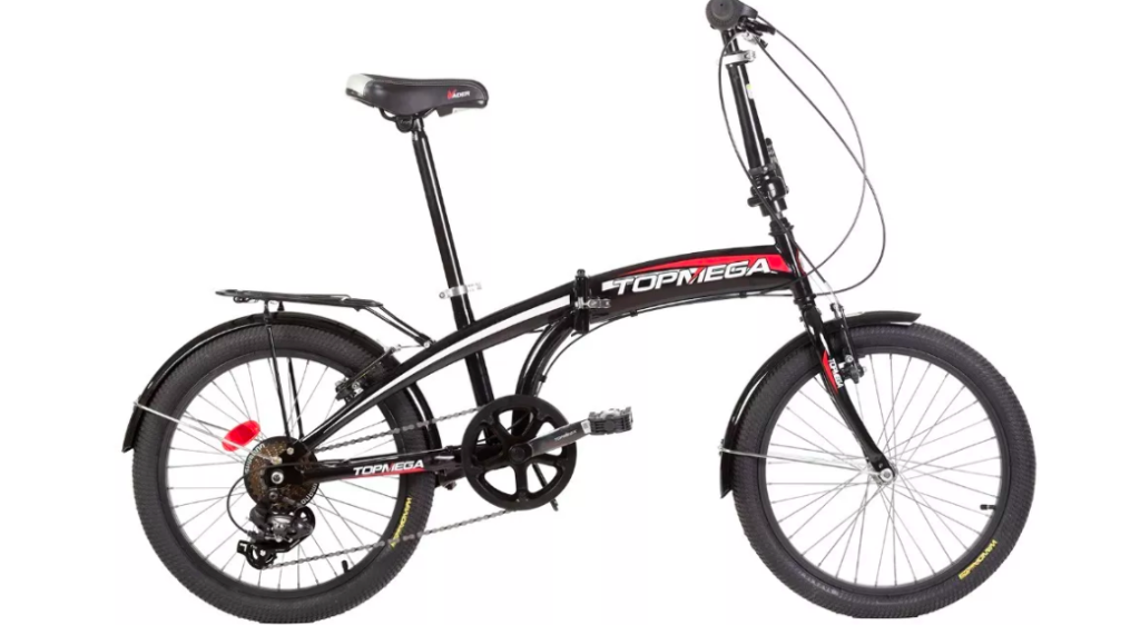 bicicletas topmega