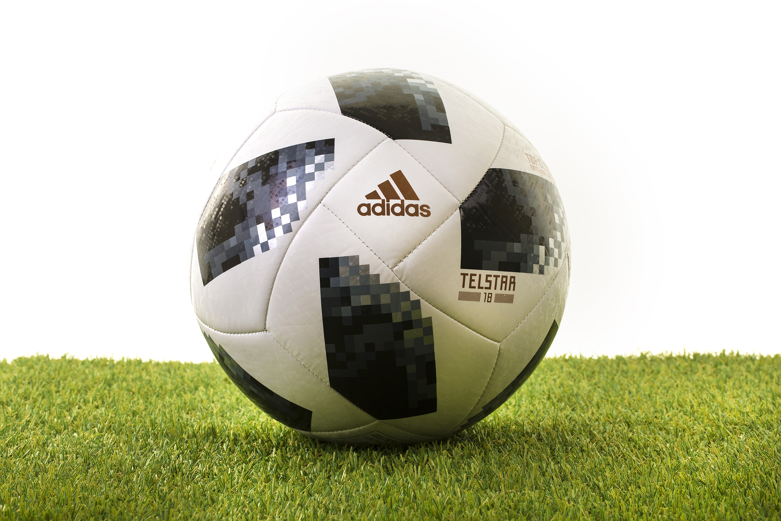 pelota del mundial 2018