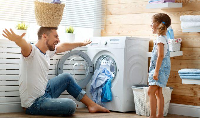 Cómo usar un lavarropas automático