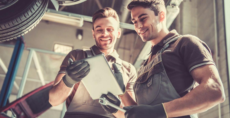 Crédito rápido arreglar el auto