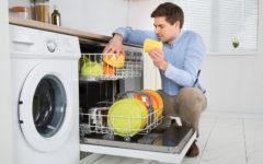 como funciona un lavavajillas