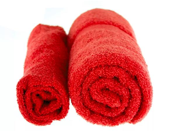 como doblar toallas