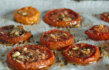 tomates asados