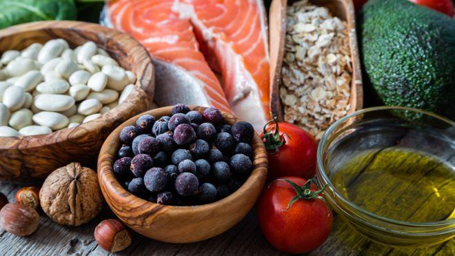 adelgazar dieta adecuada