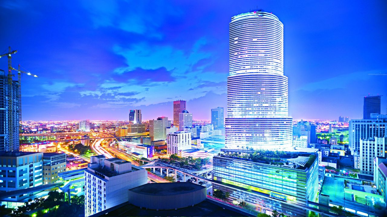 mejores hoteles en el centro de miami