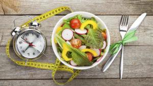 Dieta bajar 8 kilos en un mes
