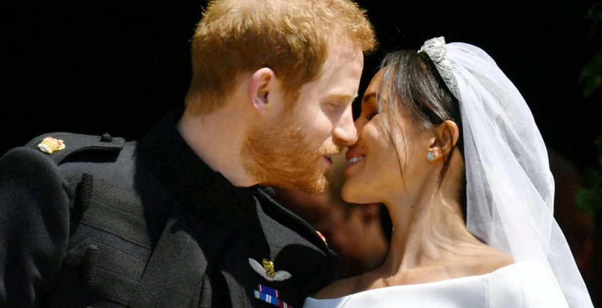 Harry y Meghan boda real