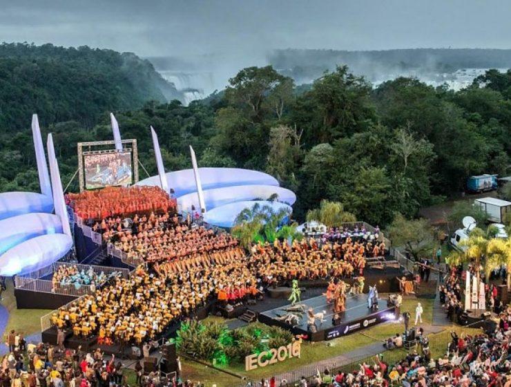 Iguazu en concierto