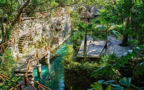 parque ecoturísticos de la riviera maya