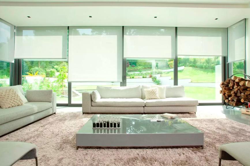 modelos de cortinas para salas