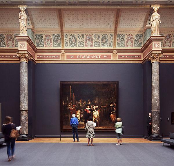 cuadros de pintores famosos