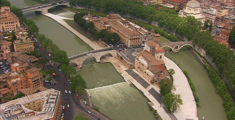 Roma isla tiberina