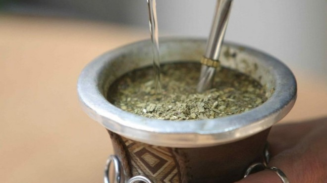 yerba con cannabis