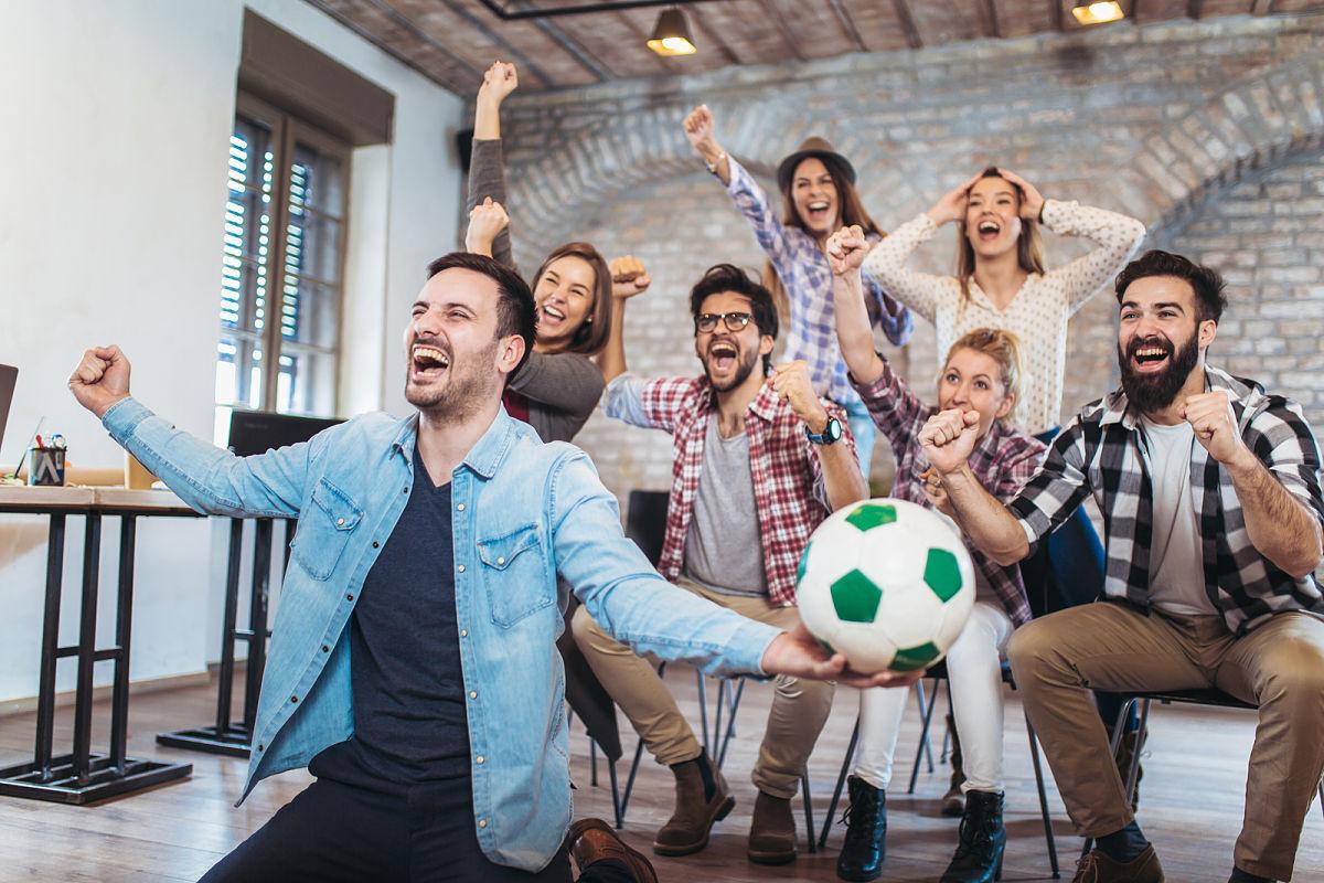 pasion por el futbol