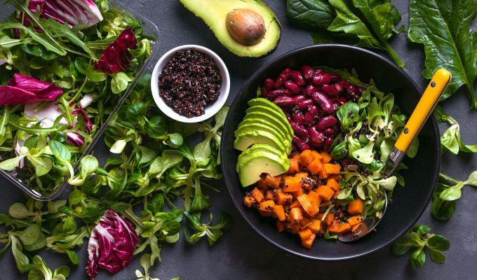 frutas que contienen hierro