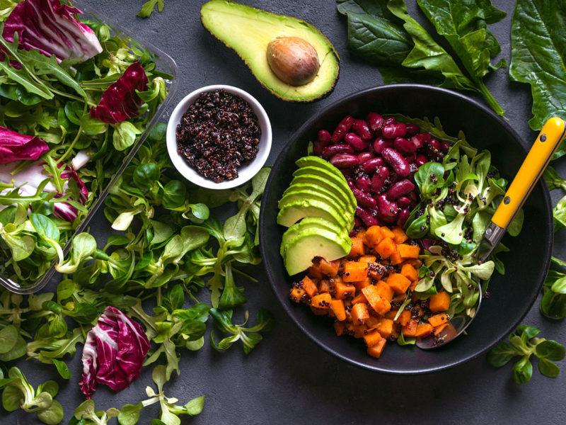 recetas de comidas vegetarianas ricas