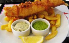 Dónde comer en Londres fish and chips