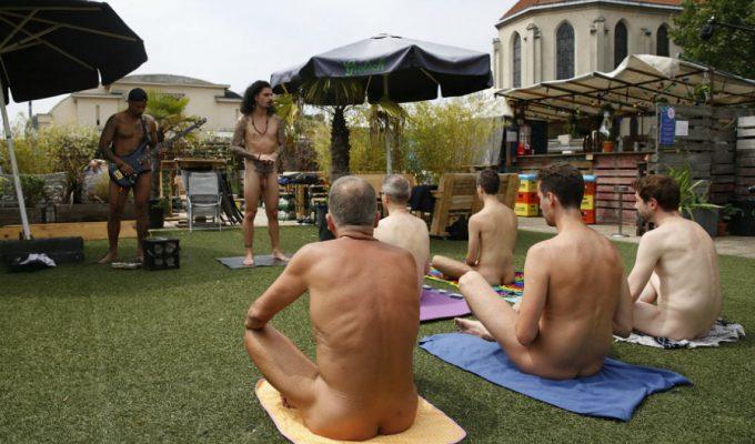 nudismo Paris