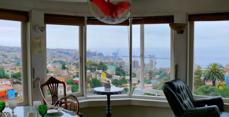 Casas de Pablo Neruda Chile