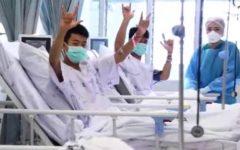 Rescate Tailandia