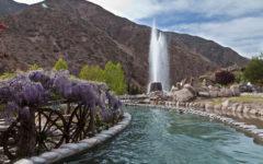 Aguas termales de Mendoza