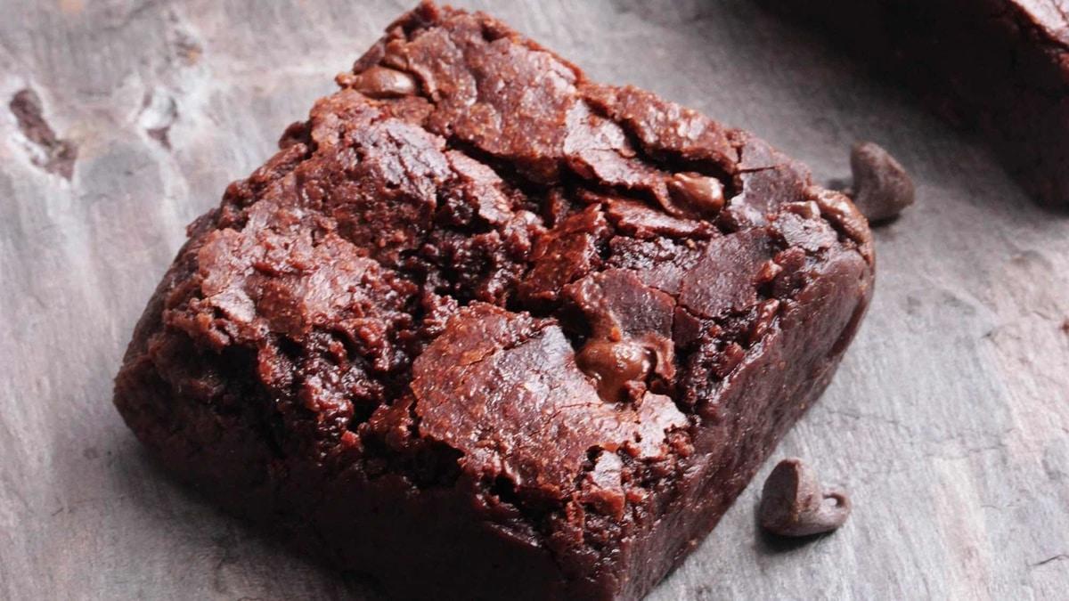 masitas de chocolate con grumos