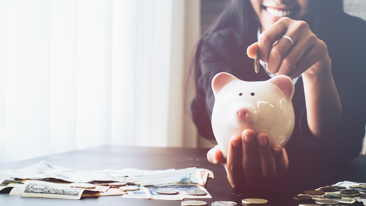 dia del ahorro dinero