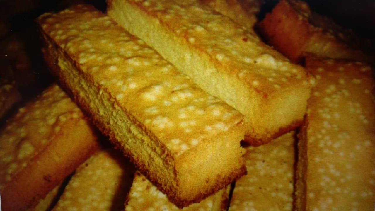 receta de los bay biscuit