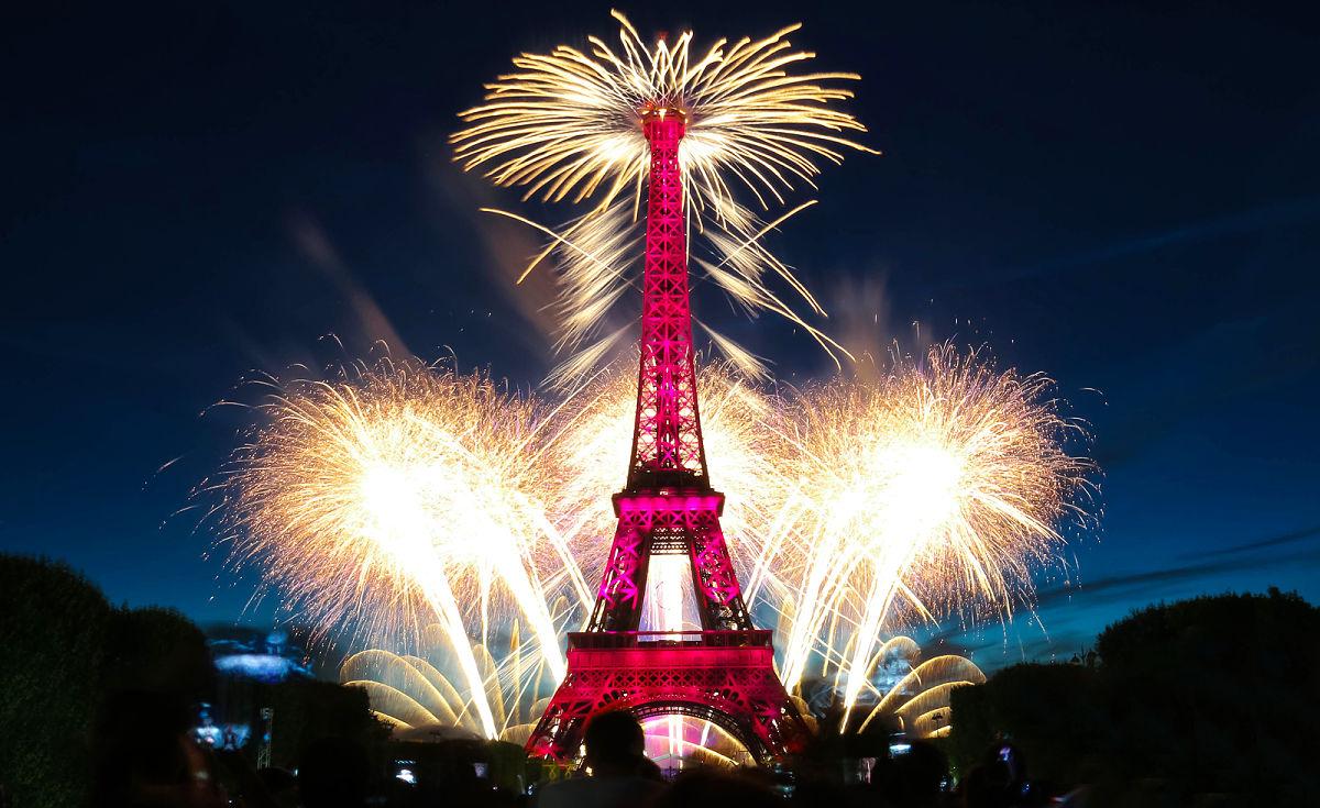 Paris dia de la bastilla