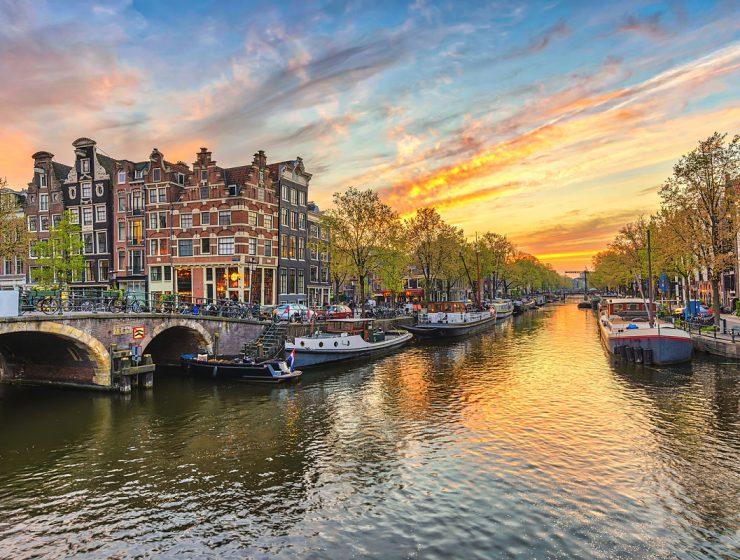 que visitar en amsterdam