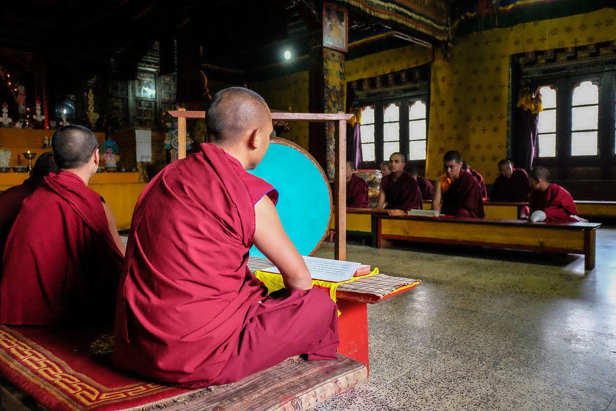 qué es el amor para el budismo
