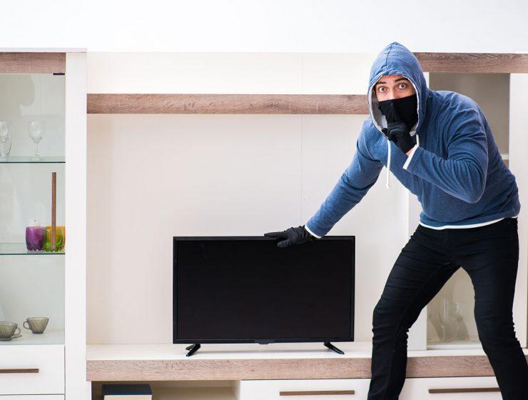 Cómo esconder de los ladrons