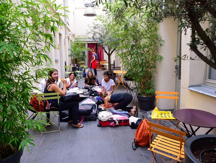 Mejores hostels