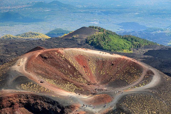 volcan Etna