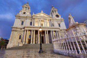 historia Catedral Londres
