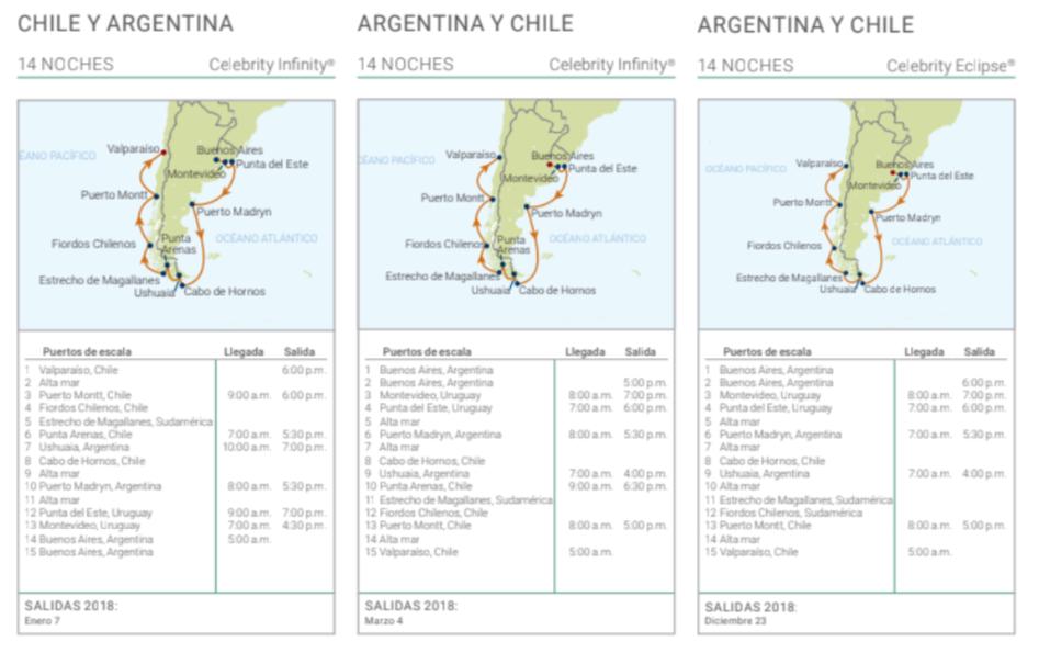 cruceros uruguay