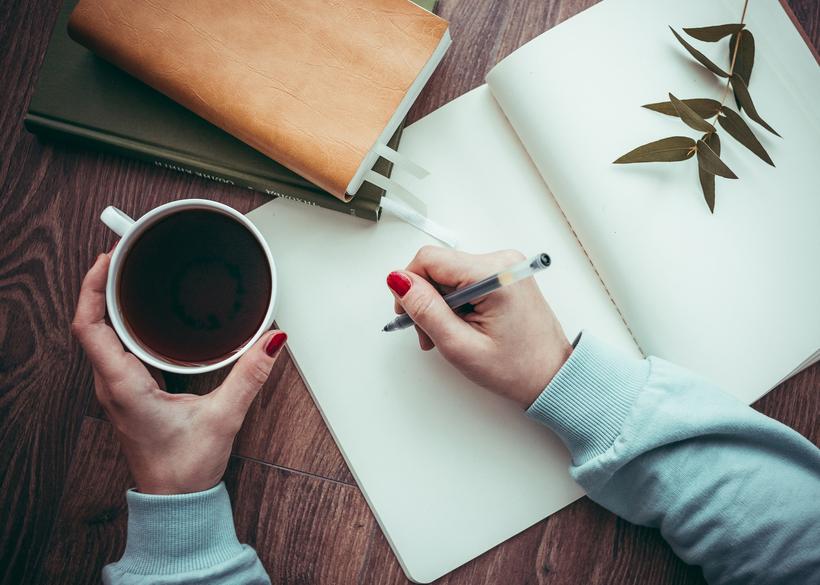 escribir reduce la ansiedad