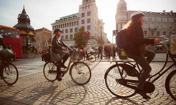 mejores ciudades europeas para bicicletear