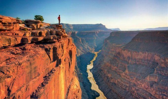 Aventura en el Gran Cañón