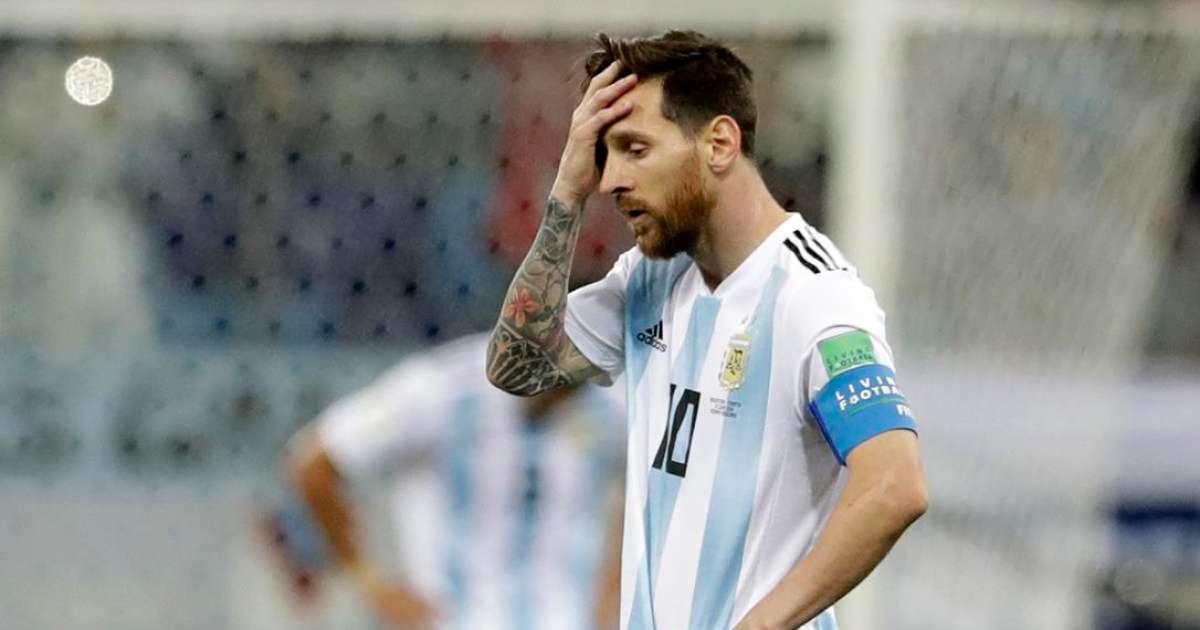 6e09f91eb77aa ISIS: castigan con 80 latigazos a quien use una camiseta de Messi