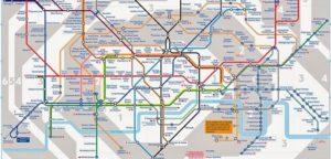zonas de transporte de Londres