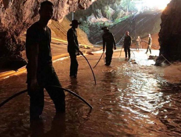 Tailandia rescate
