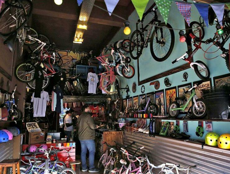 Bicicletas para el día del niño