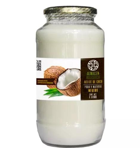 aceite de coco para la cara