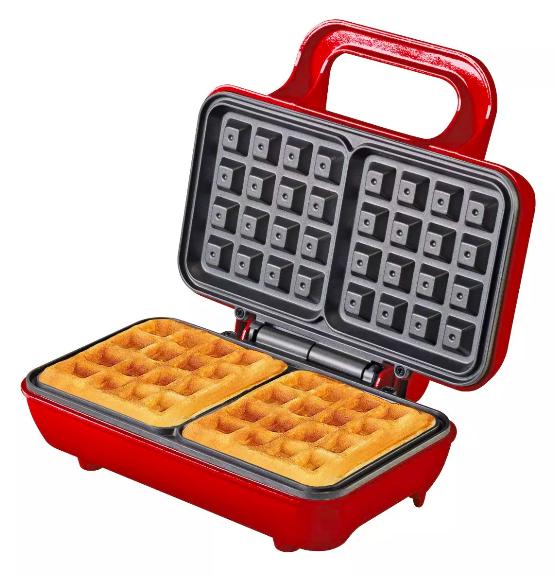 masa para waffles