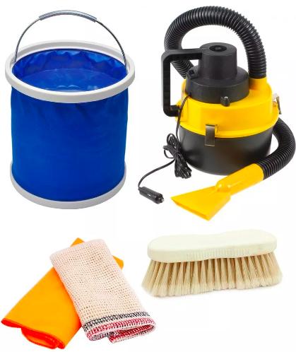 como limpiar tapizado de auto