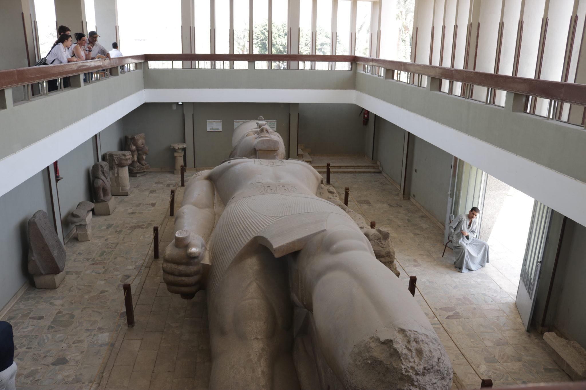 Ramsés II - Menfis
